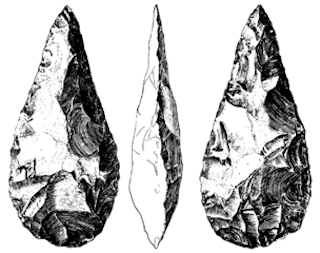 Acheulean hand ax