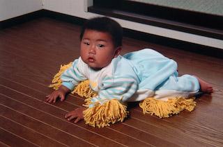 Toddler mop