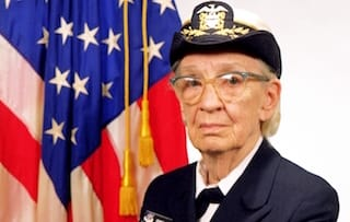 Grace Hopper.