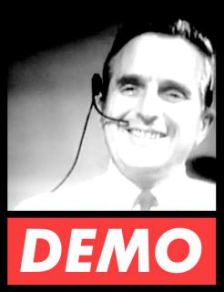 Douglas Engelbart has a posse.
