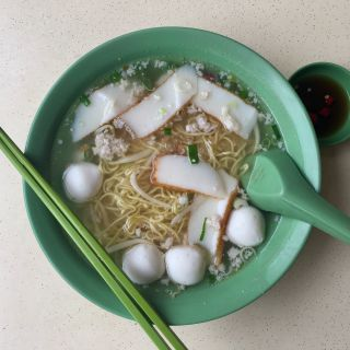 fishball noodles