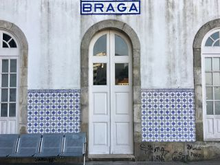Goodbye, Braga. I like your style.