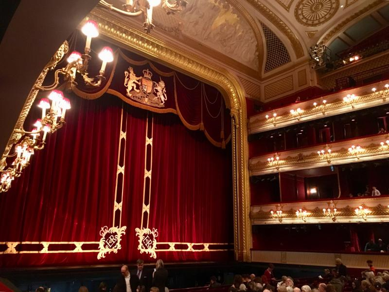 Checked in at Royal Opera House. Who ya gonna call? Nutcracker! 💃🏻 — with Jessica