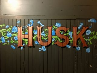 Checked in at Husk. with Jessica