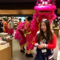 Checked in at Hysan Place (希慎廣場). Chasing the dragon — with Jessica