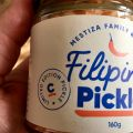 Delicious Filipino pickle made for @Clearleft by @MestizaFilipina!