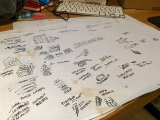Preparing my @naconf talk. It's a messy process.