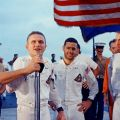 """Imma let you finish, but Apollo 8 was one of the best moon missions of all time!"" Frank Borman, Bill Anders, Jim Lovell—50 years ago."