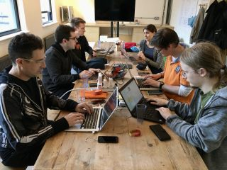 Planning this weekend's Indie Web Camp Brighton. Feel free to drop in any time over the weekend: https://indieweb.org/2019/Brighton