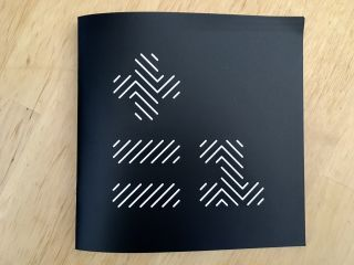 Got the lovely first issue of @RobWeychert's new algorithmic art zine, Plus Equals! https://plusequals.art