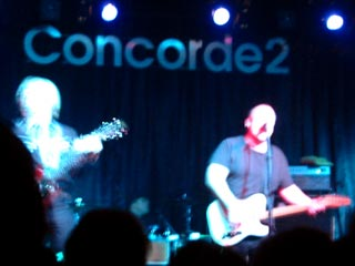 live at the Concorde2