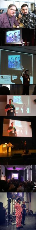 "From first meeting @textfiles to drawing a line under our game of ""Presentation Inception"" at @BrooklynBeta yesterday: A Pictorial History…"