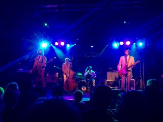 My ears are ringing after an evening with The Sadies—the hardest working band in rock'n'roll.