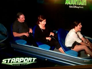 Survivors of Space Mountain.