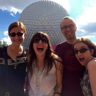 Spaceship Earth!