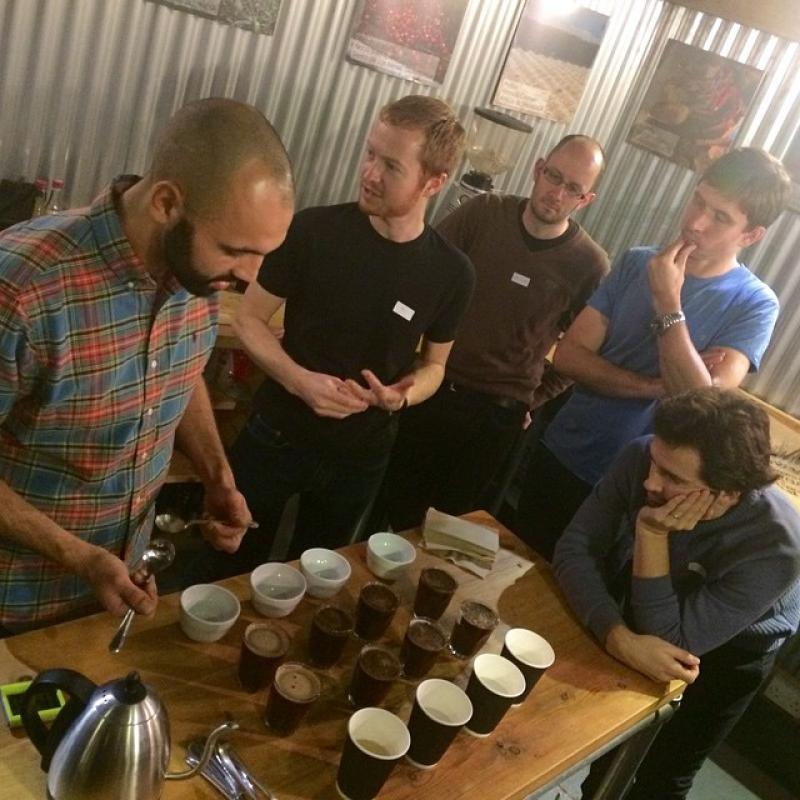 Clearlefties cupping. (not a euphemism)
