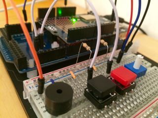 Playing with hardware and software, making things that go beep in the night.