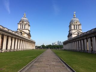 Good morning, Greenwich.