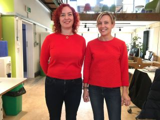 Today's twinsies.